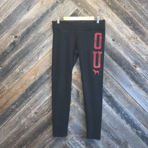 Pink VS - OU Leggings